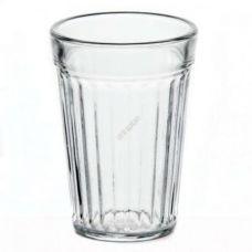 Стакан без резьбы СКО 0.25л. Граненый, стеклянный 250мл