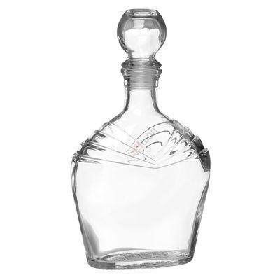 Бутыль графин штоф Сидней 0,5л. Стеклянная бутылка для вина 500мл
