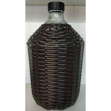 """Бутыль """"Казак в оплетке"""" 10 литров"""