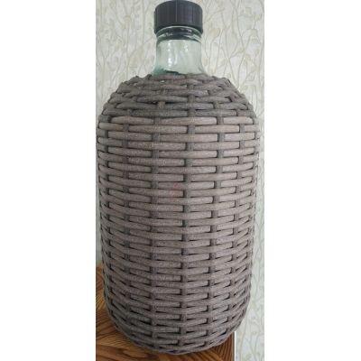 """Бутыль """"Казак в оплетке"""" 15 литров"""