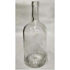 Бутылка водочная Абсолют 1 литр стеклянная бутыль для виски самогона и коньяка 1000 мл