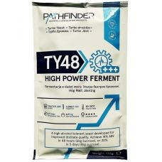 Дрожжи Pathfinder 48 Turbo High Power Ferment спиртовые, 135г (Пазфайндер Турбо Хай Пауэр Фермент)