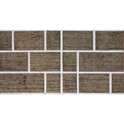 Гибкая плитка Блок 075  Касавага. Экобрик декоративный гибкий камень Casavaga