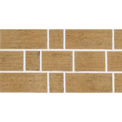 Гибкая плитка Блок 081  Касавага. Экобрик декоративный гибкий камень Casavaga