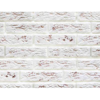 Гипсовая плитка Под кирпич 317 Касавага. Декоративный гипсо-цементный камень Casavaga