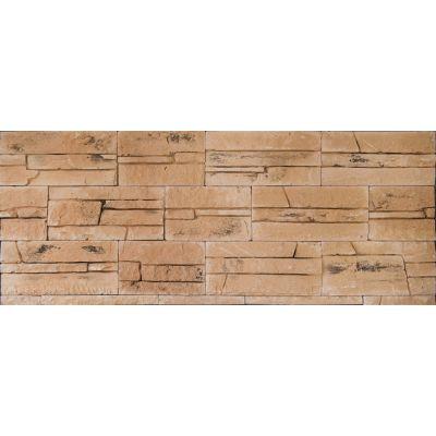Гипсовая плитка Боро 03 Касавага. Декоративный гипсо-цементный камень Casavaga