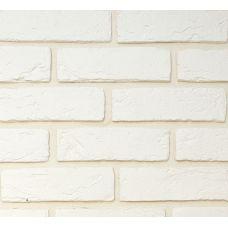 Гипсовая плитка Кирпич ручной формовки 400 Касавага. Декоративный гипсо-цементный камень Casavaga стиль лофт