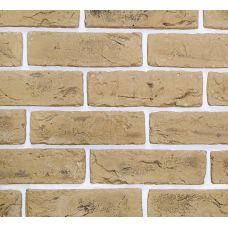 Гипсовая плитка Кирпич ручной формовки 407 Касавага. Декоративный гипсо-цементный камень Casavaga стиль лофт