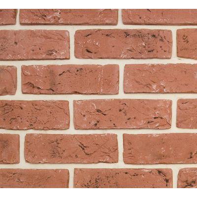 Гипсовая плитка Кирпич ручной формовки 415 Касавага. Декоративный гипсо-цементный камень Casavaga