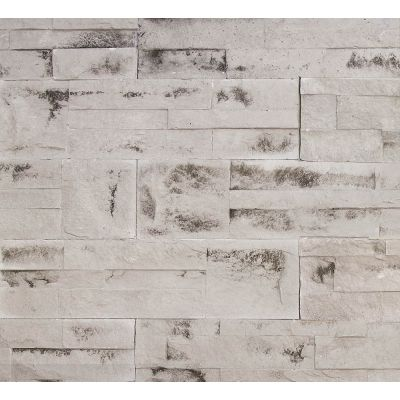 Гипсовая плитка Кварцит 704  Касавага. Декоративный гипсо-цементный камень Casavaga