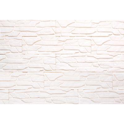 Гипсовая плитка Пласт 500  Касавага. Декоративный гипсо-цементный камень Casavaga