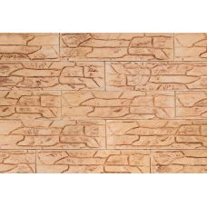 Гипсовая плитка Пласт 501  Касавага. Декоративный гипсо-цементный камень Casavaga стиль лофт