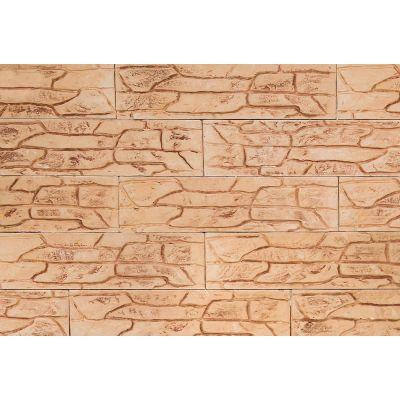 Гипсовая плитка Пласт 501  Касавага. Декоративный гипсо-цементный камень Casavaga