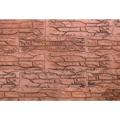 Гипсовая плитка Пласт 503  Касавага. Декоративный гипсо-цементный камень Casavaga
