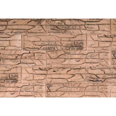 Гипсовая плитка Пласт 533  Касавага. Декоративный гипсо-цементный камень Casavaga