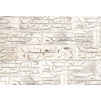 Гипсовая плитка Пласт 545  Касавага. Декоративный гипсо-цементный камень Casavaga