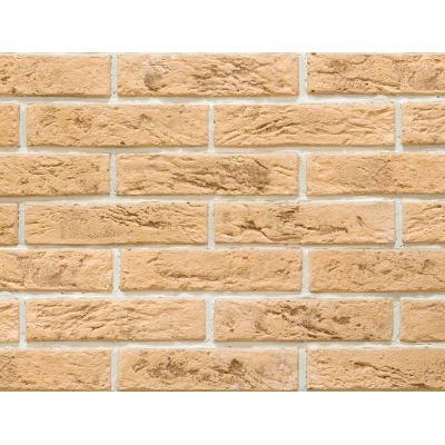 Гипсовая плитка Под кирпич 333 Касавага. Декоративный гипсо-цементный камень Casavaga