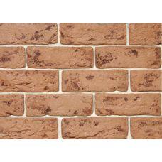 Гипсовая плитка Саман 205 Касавага. Декоративный гипсо-цементный камень Casavaga под кирпич стиль лофт