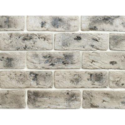Гипсовая плитка Саман 221 Касавага. Декоративный гипсо-цементный камень Casavaga под кирпич