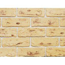 Гипсовая плитка Саман 225 Касавага. Декоративный гипсо-цементный камень Casavaga под кирпич
