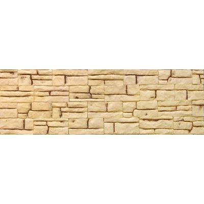 Гипсовая плитка Шато 602 Касавага. Декоративный гипсо-цементный камень Casavaga