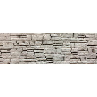 Гипсовая плитка Шато 607 Касавага. Декоративный гипсо-цементный камень Casavaga