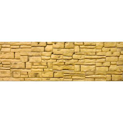 Гипсовая плитка Шато 615 Касавага. Декоративный гипсо-цементный камень Casavaga