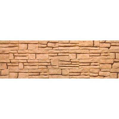 Гипсовая плитка Шато 642 Касавага. Декоративный гипсо-цементный камень Casavaga