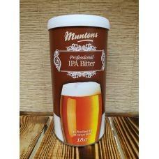 Экстракт охмеленный Muntons IPA Bitter 1.8 кг, Англия