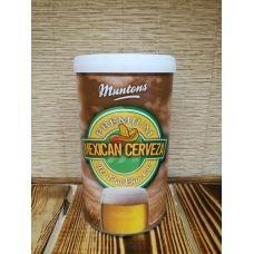Экстракт охмеленный Muntons Mexican Cerveza 1,5 кг, Англия