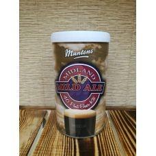 Экстракт охмеленный Muntons Midland Mild Kit 1.5 кг, Англия