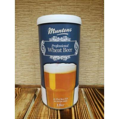 Экстракт охмеленный Muntons Wheat Beer 1.8 кг, Англия