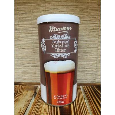 Экстракт охмеленный Muntons Yorkshire Bitter 1.8 кг, Англия
