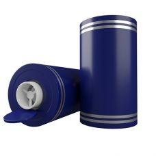 Колпачки типа Гуала синие 30мм. Пробка с выдвижным дозатором, крышка Гуала