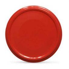 Крышка ТО43 красный Магол Беларусь. Твист-Офф с резьбой для стеклянных банок