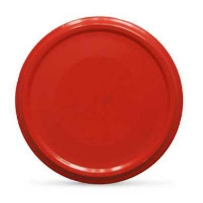 Крышка ТО66 красная Магол Беларусь. Твист-Офф с резьбой для стеклянных банок