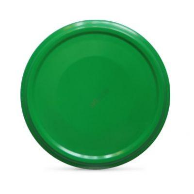 Крышка ТО89 зелёная закручивающиеся для стеклянных банок Твист-Офф с резьбой