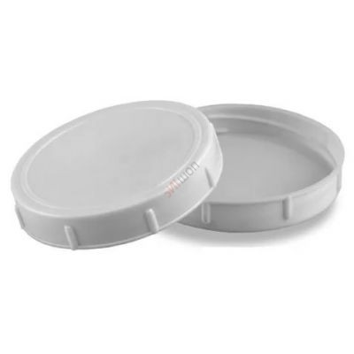 Крышка закручивающиеся пластик ТО 82 для стеклянных банок Твист-Офф с винтовой резьбой