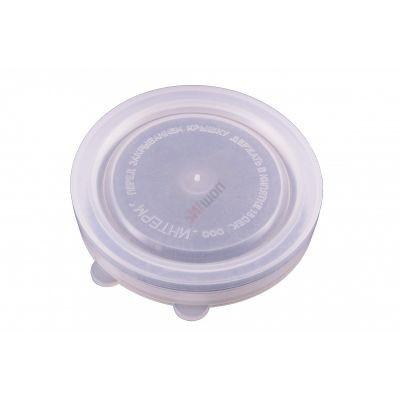 Крышка пластиковая 82 для стеклянных банок горячая