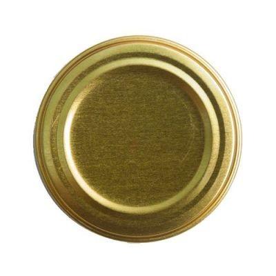 Крышка СКО 82 Москвичка для консервации стеклянных банок. Упаковка 50шт