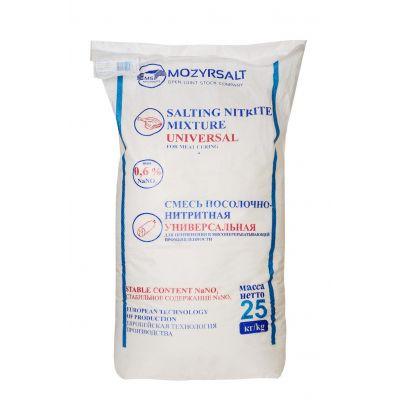 Нитритная соль (нитритно-посолочная смесь) (Е250) 25кг