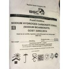 Сода пищевая (Натрий двууглекислый) (E500i) 25кг