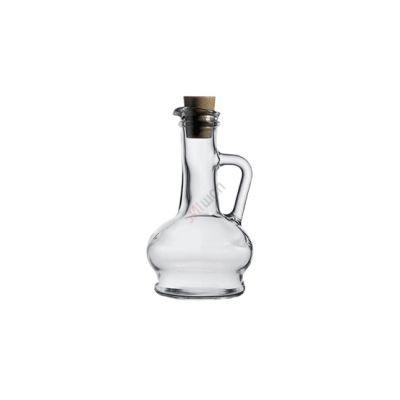 Стеклянная бутылочка 150 мл с пробкой