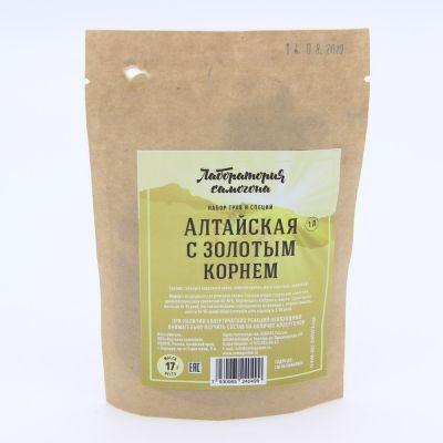Настойка Алтайская с золотым корнем набор трав и специй до 1л