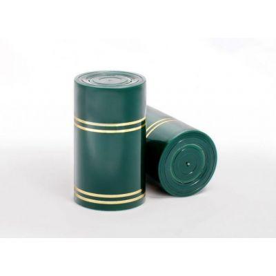 Колпачки типа Гуала зеленые 30мм. Пробка с выдвижным дозатором, крышка Гуала