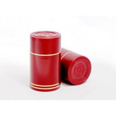 Колпачки типа Гуала красные 30мм. Пробка с выдвижным дозатором, крышка Гуала
