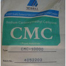 Карбоксиметилцеллюлоза 10000 (КМЦ) (E466). Мешок 25кг